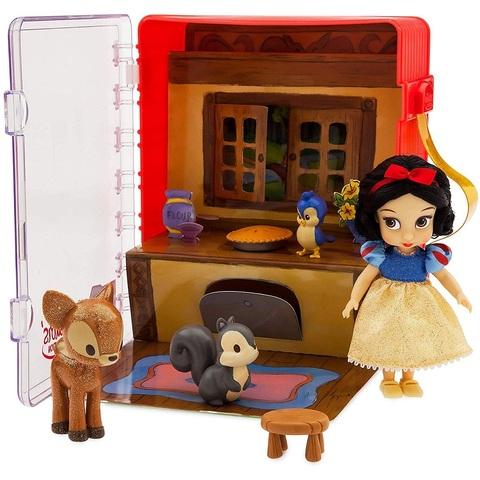 Дисней Аниматор Белоснежка набор с мини-куклой