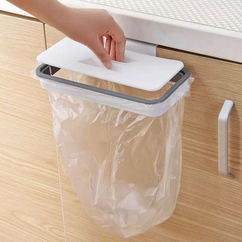 Фиксатор для мусорных мешков Attach-a-trash