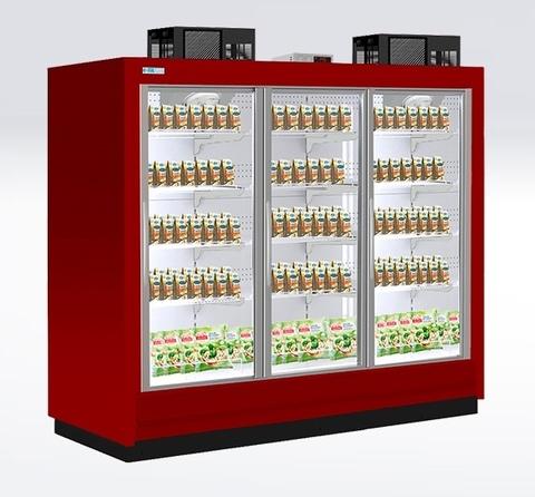 Низкотемпературный шкаф ANZIO R290 от ITALFROST