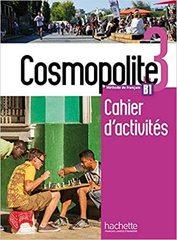 Cosmopolite 3 : Cahier d'activites + CD audio