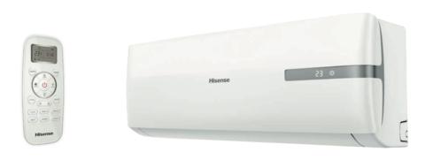 Cплит-системы Hisense AS-07HR4SYDDL03 BASIC A