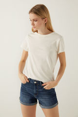 Базові джинсові шорти
