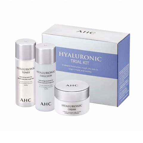 AHC Hyaluronic trial kit