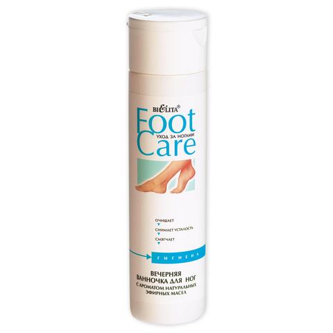 Вечерняя ванночка для ног с ароматом натуральных эфирных масел , 250 мл ( Foot Care )