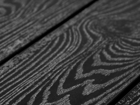 Террасная доска SW Ornus (T) черный
