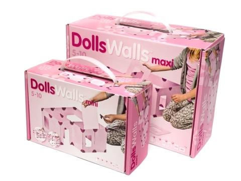 Кукольный домик DollsWalls Mini66 производитель Дания