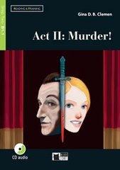 Act Ii: Murder!   (e-reader lisence code)