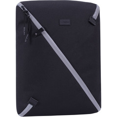 Рюкзак Bagland Litter 16 л. черный (0019566)