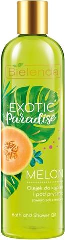 EXOTIC PARADISE Гель для душа Дыня 400мл
