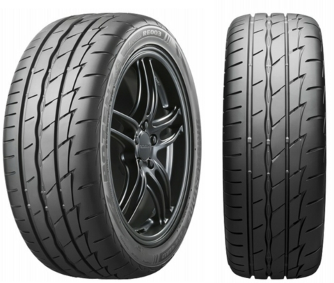 Bridgestone Potenza Adrenalin RE003 R18 245/40 97W XL