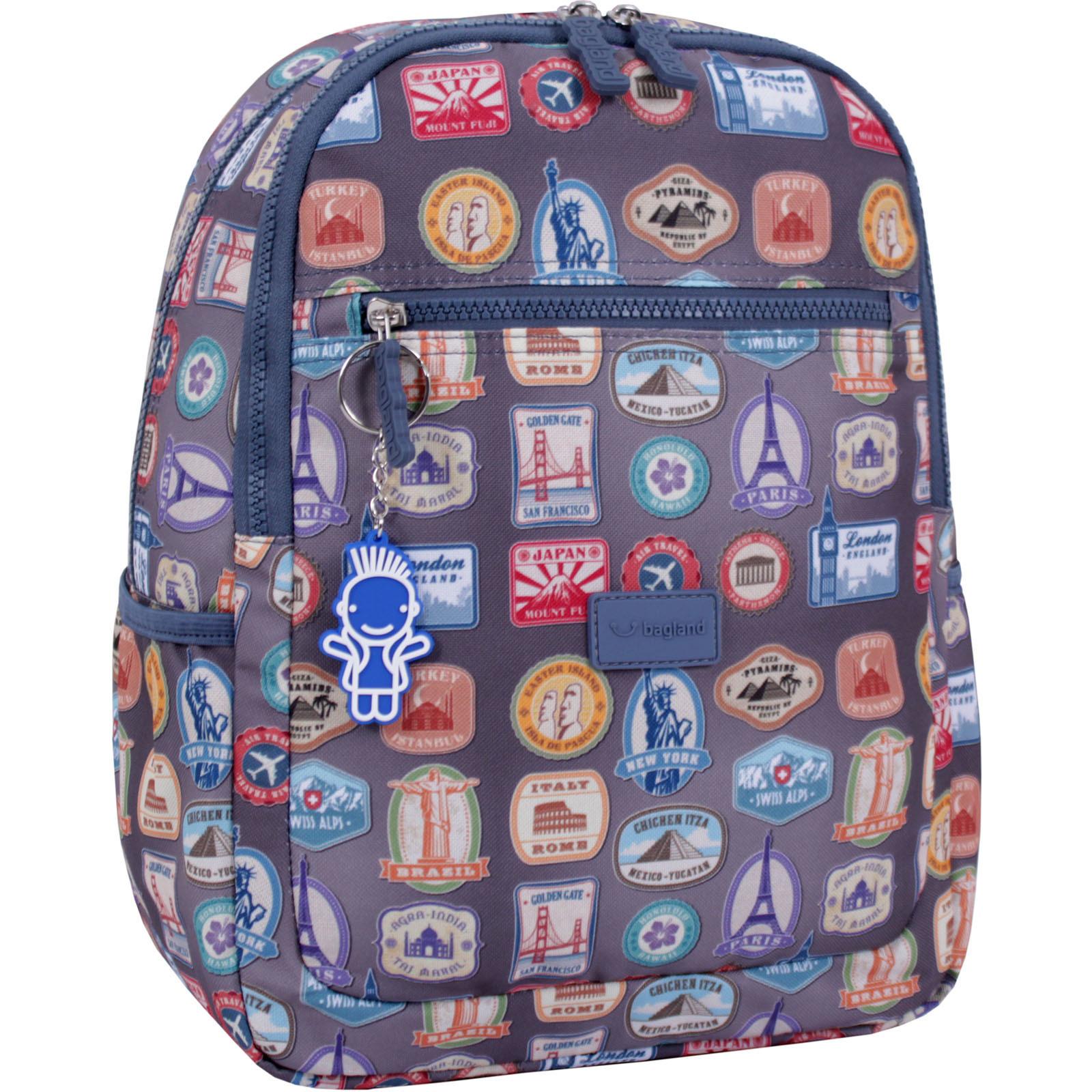 Средние рюкзаки Рюкзак Bagland Young 13 л. сублимация 239 (00510664) IMG_4559_суб.239_.JPG