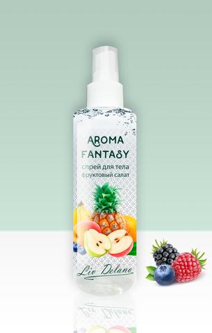 Liv-delano Aroma Fantasy Спрей для тела Фруктовый салат 200мл