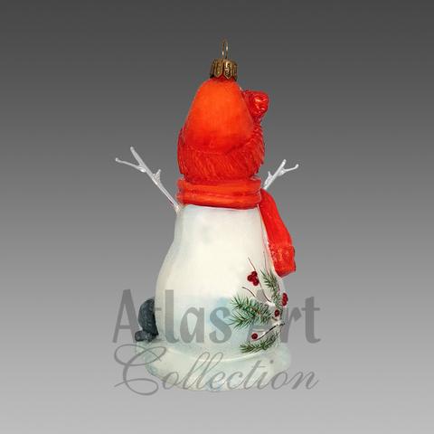 Снеговик из детской сказки …