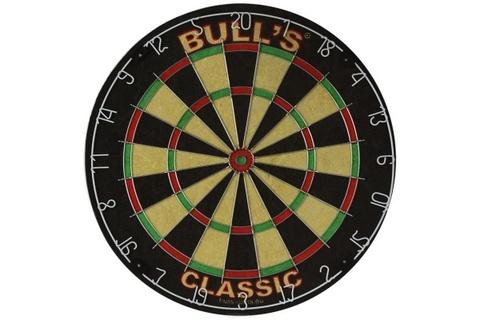 Мишень для дартса Bull's Classic, сизаль, классическая  (артикул 68229)