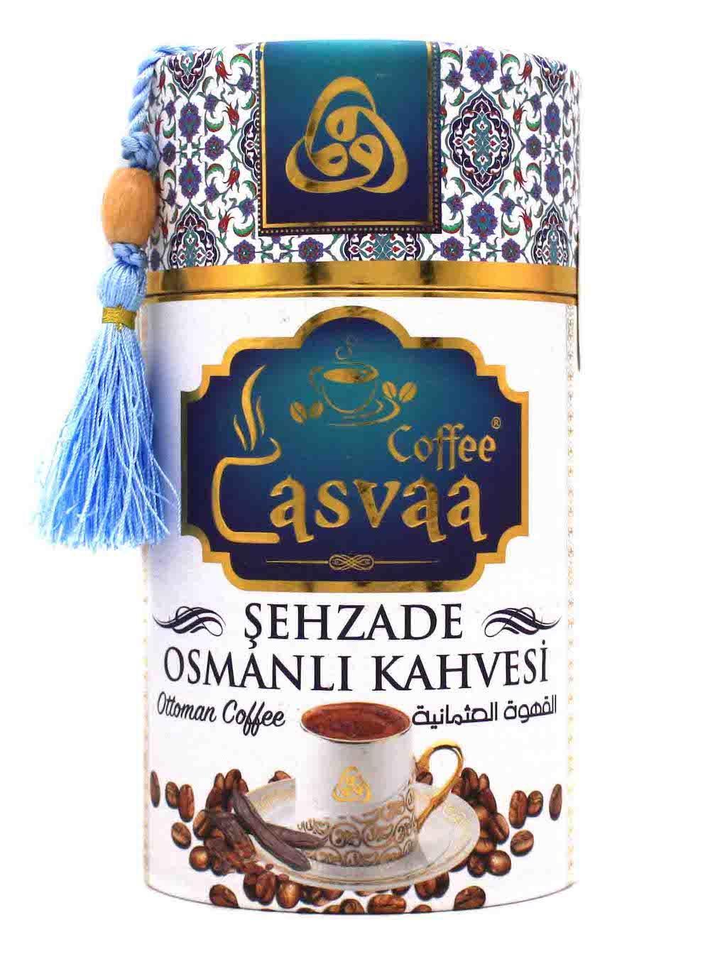 Кофейный напиток Турецкий кофе молотый с добавлением кэроба и кардамона, Casvaa, 250 г import_files_b4_b4e4e9e33ea211eba9db484d7ecee297_7f49c4cc3f6a11eba9db484d7ecee297.jpg