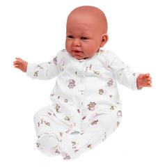 Munecas Antonio Juan Кукла-младенец Reborn Лидия в розовом 52см (8163)