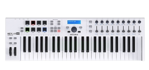 MIDI-клавиатура Arturia KeyLab Essential 49