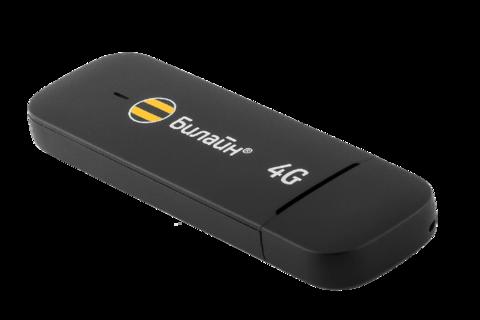Huawei E3372 hilink (Билайн E3370) - 3G/4G LTE USB-модем (универсальный)
