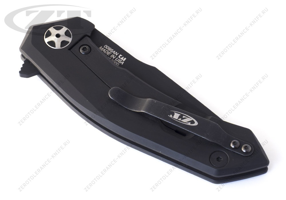 Нож Zero Tolerance 0095AN Snap-on - фотография