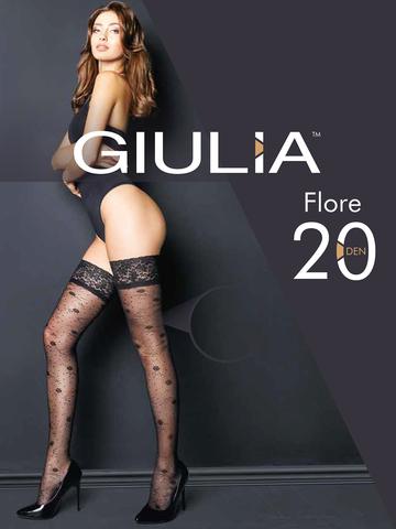 Чулки Flore 01 Giulia
