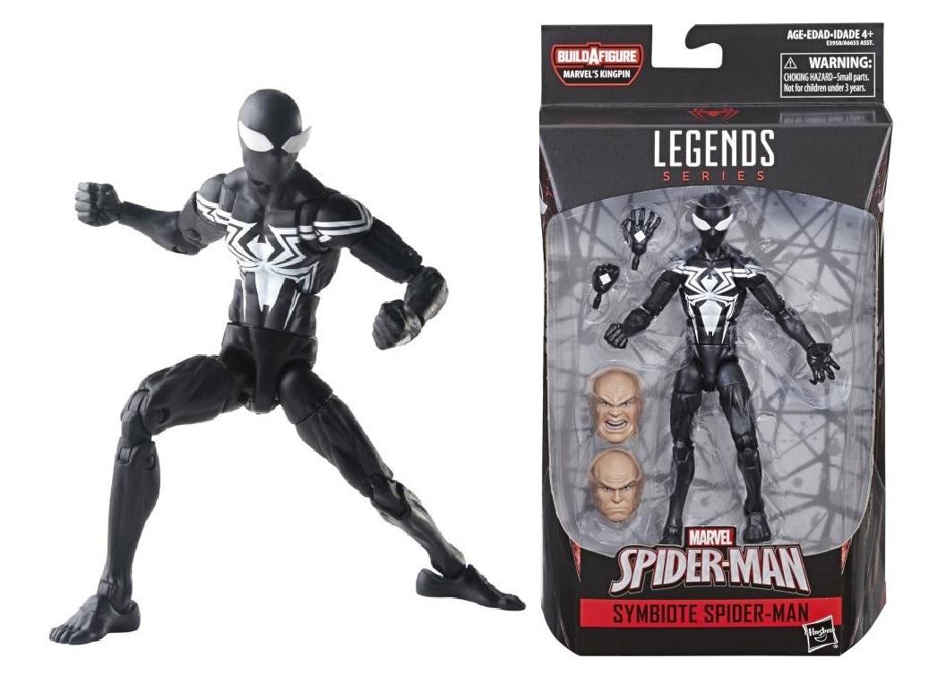 Симбиот Человек Паук - Symbiote Spider-Man