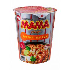 Лапша тайская быстрого приготовления Мама со вкусом Том Ям, 70г