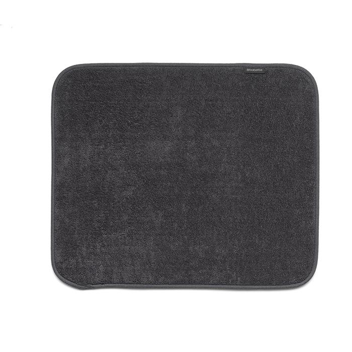 Коврик из микрофибры для сушки посуды (47x40 см), арт. 117626 - фото 1