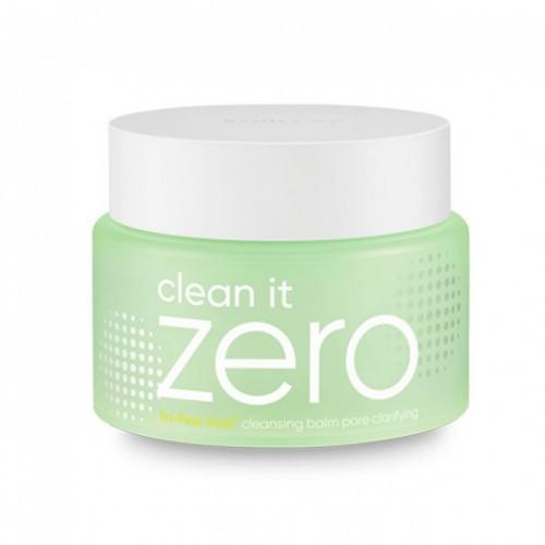 Противовоспалительный гидрофильный бальзам Banila Co Clean It Zero Cleansing Balm Tri-Peel Acid 100 мл