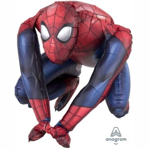 Шар Человек-Паук сидячий