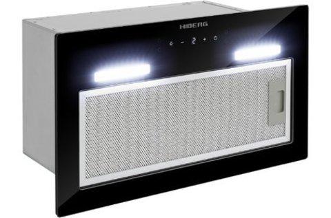 Кухонная вытяжка шириной 60 см HIBERG VBS 6040 X