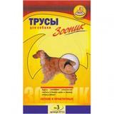Зооник Трусы гигиеничекие для собак №3 (Бигль, коккер) (0714)