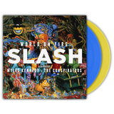 Slash / World On Fire (Coloured Vinyl)(2LP)