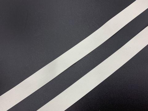 Резинка латексная для купальника белая 20 мм