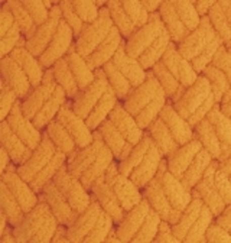 Пряжа Alize Puffy 336 апельсин