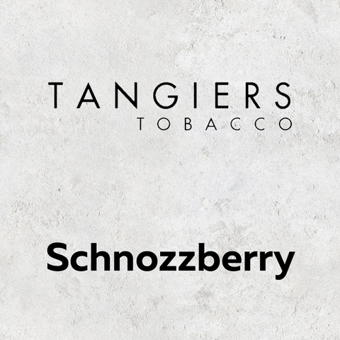 Тangiers (250 гр) Schnozzberry (Special)