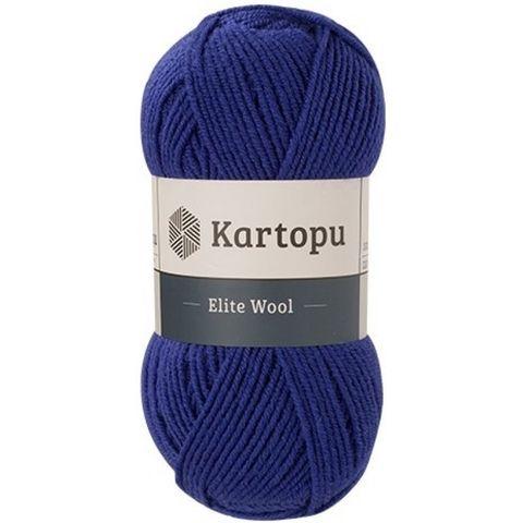 Elite Wool  Kartopu (51% акрил, 49% шерсть, 100гр/220м)
