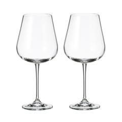 Набор бокалов для вина Crystalite Bohemia Аrdea/Amudsen 670 мл, 2 шт, фото 1