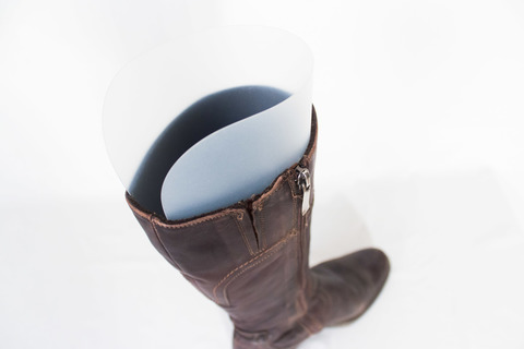 28*40 см пластиковый формодержатель для обуви
