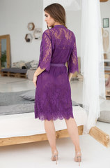 Халат Mia-Mia фиолетовый