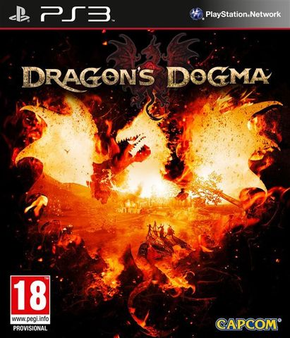 Dragon's Dogma (PS3, английская версия)