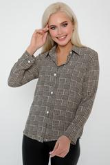 <p>Модная рубашка на каждый день! (Один размер 42-44).</p>