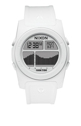 Часы NIXON Rhythm All White