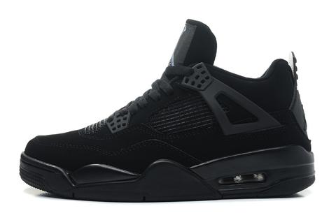 Air Jordan 4 Retro 'Black Cat'