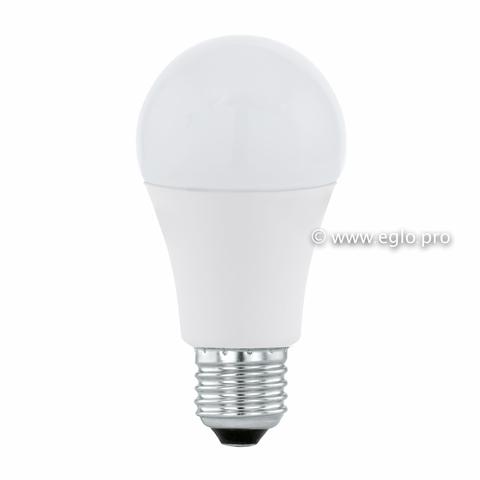 Лампа  Eglo LED LM-LED-E27 10W 806Lm 4000K A60 11481