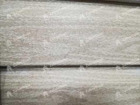 Сайдинг Ю пласт Тимберблок акриловый светлый кедр 3050х230 мм