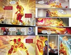Вселенная DC. Rebirth. Флэш. Книга 3. Негодяи: Перезарядка