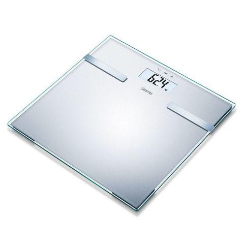 Весы напольные электронные Sanitas (S-SBF14) макс.180кг серый