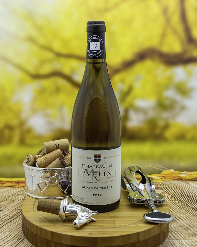 Вино Chateau De Melin Шато де Мелан Оксе Дюрес Белое Сухое 2017 г.у. 12,5% 0,75 л.