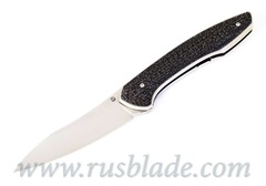 Cheburkov Russkiy M390 CF Exclusive one-off