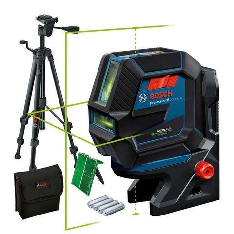 Комбинированный лазер BOSCH GCL 2-50 G